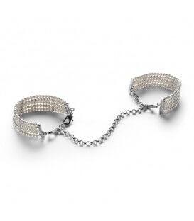 Menottes Bracelets 2-en-1 Perle