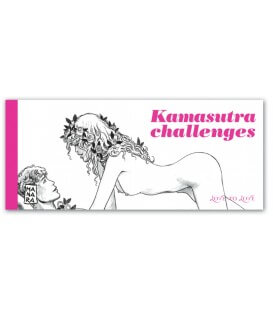 Chéquier coquin Kamasutra Challenges