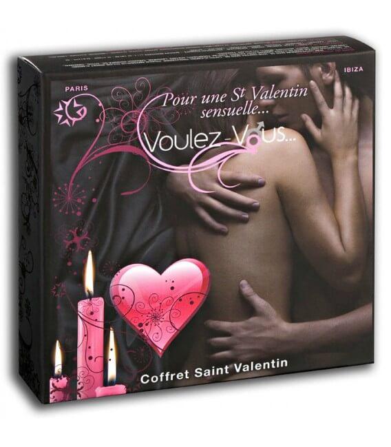 Coffret de Massage Saint-Valentin