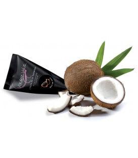 Huile de massage chauffante Noix de Coco - Format mini
