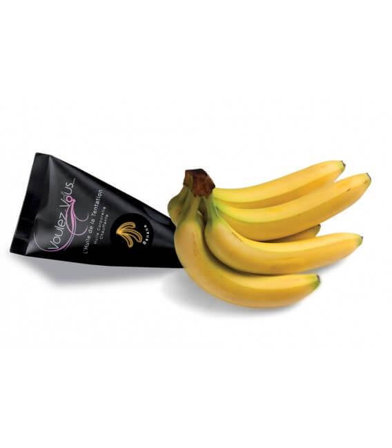 Huile de massage Banane