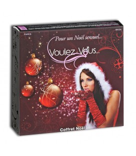 Coffret de massage Noël