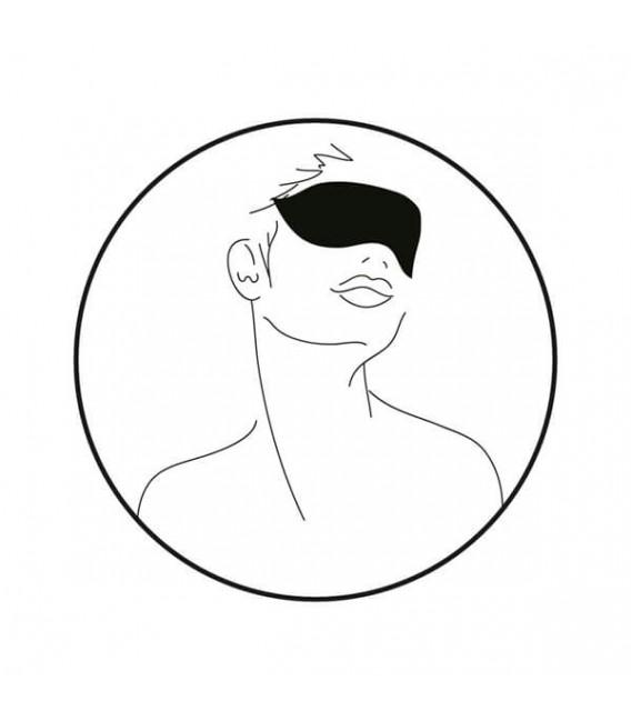 Masque Menottes Coquin 2-en-1